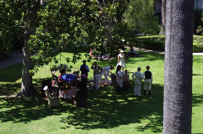 Garden Party at Castle Green