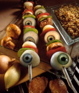 Anyone care for an hors d'oeuvre du Eyeball?