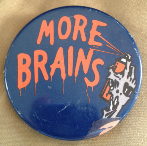 More Brains Button