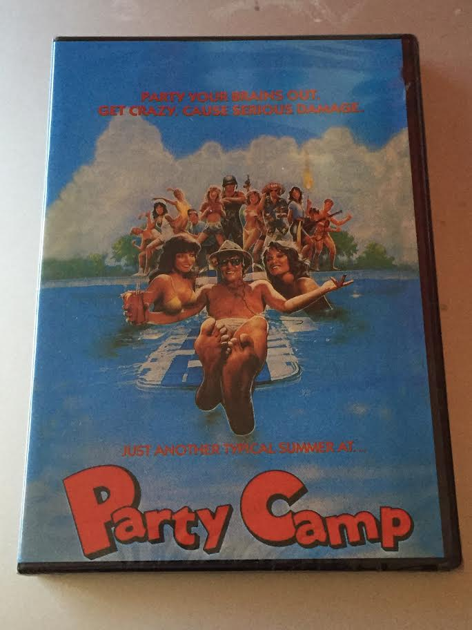 Party Camp DVD